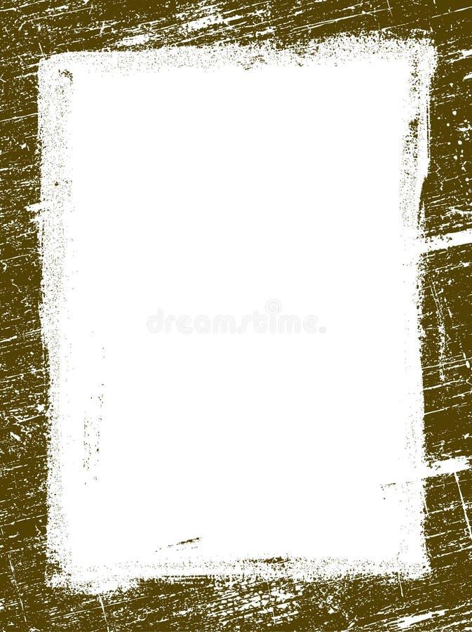 Grunged Rand 15 lizenzfreie stockfotografie