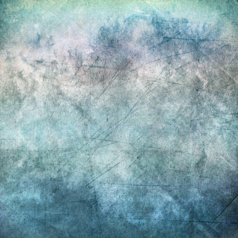 Grungedocument textuur, uitstekende achtergrond stock afbeelding