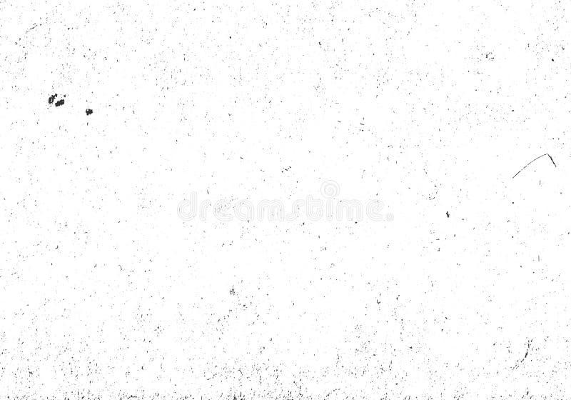Grungetextuur met krassen en vlekken abstracte achtergrond royalty-vrije illustratie