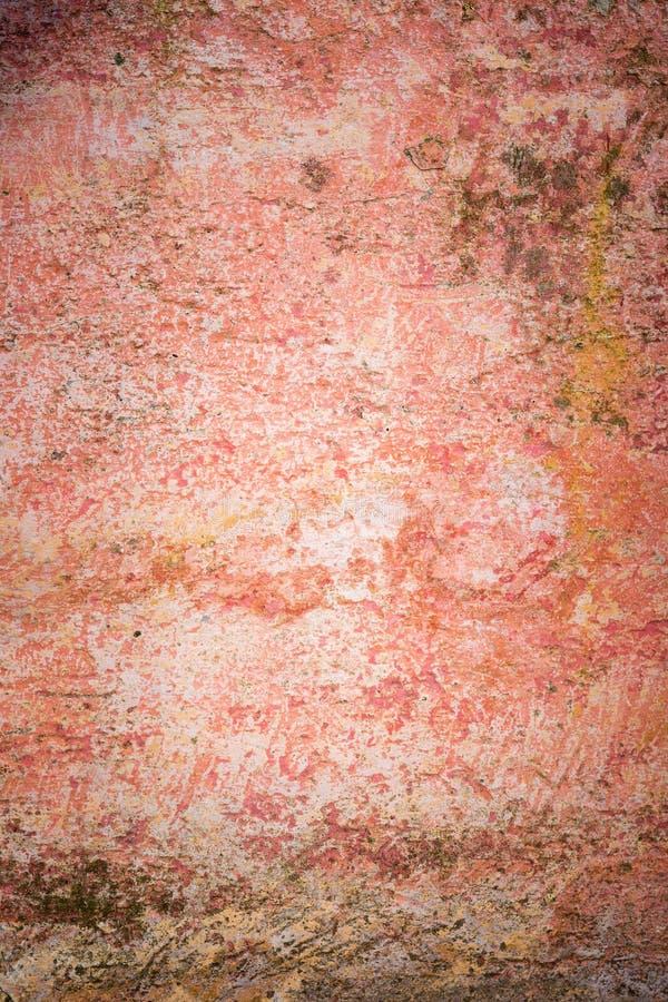 Grungy ścienna tekstura fotografia stock