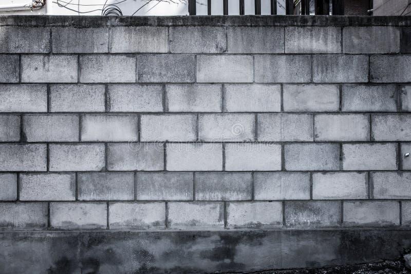 Grungy żużlu blok zdjęcia royalty free