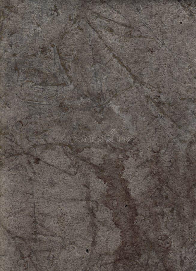 grungy естественная бумага стоковая фотография