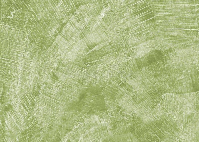 Grungy зеленые текстуры стоковые фотографии rf