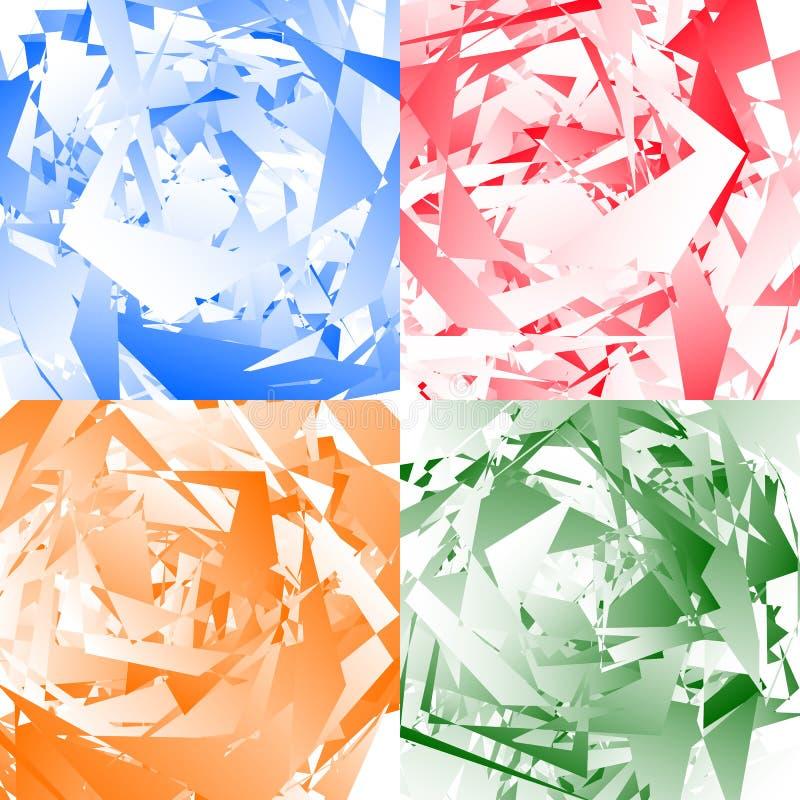 Download Grungy, нервная текстура с случайными элементами - абстрактное Illustratio Иллюстрация вектора - иллюстрации насчитывающей элементы, геометрическо: 81807189