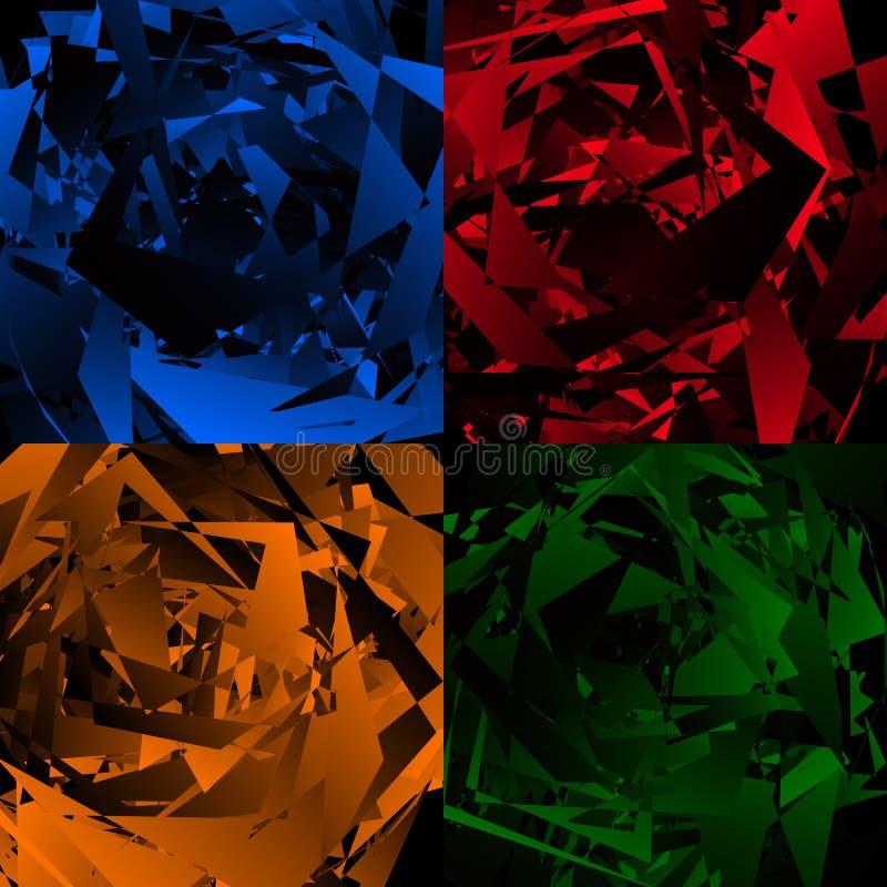 Download Grungy, нервная текстура с случайными элементами - абстрактное Illustratio Иллюстрация вектора - иллюстрации насчитывающей геометрическо, анонимности: 81807221