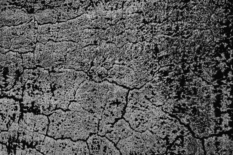 Grungy пакостная треснутая стена стоковое изображение rf
