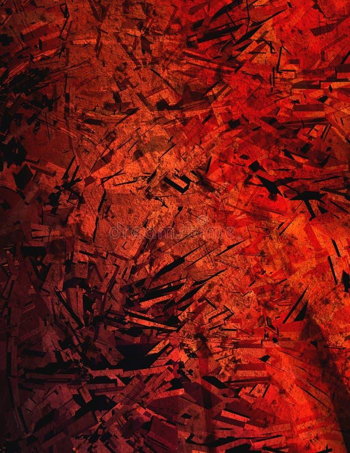 Download Grungy текстура иллюстрация штока. иллюстрации насчитывающей спад - 77871