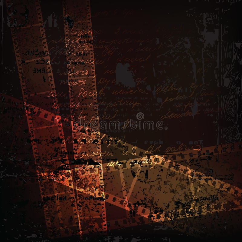 Download Grungy background stock vector. Image of creative, damaged - 20041496