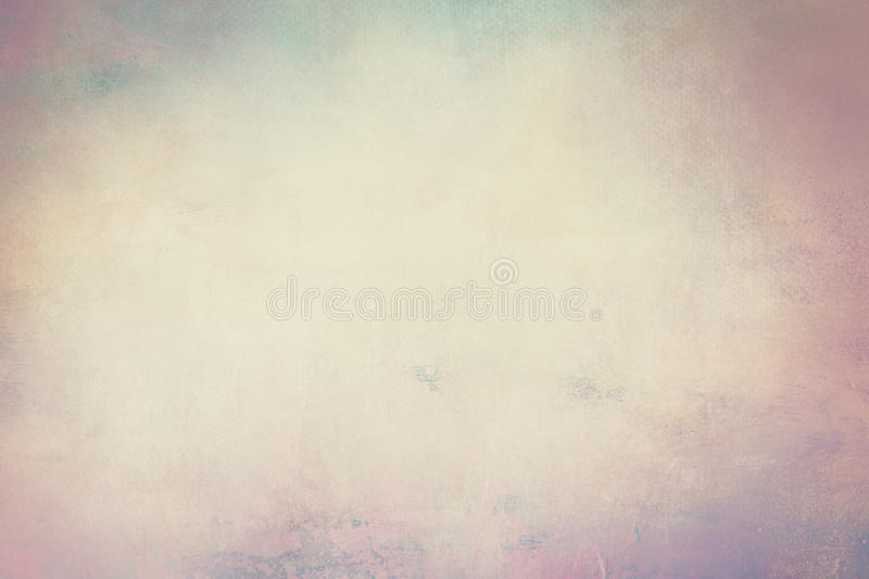 Grungy background. Pastel colored background or texture with spotlight royalty free stock photography
