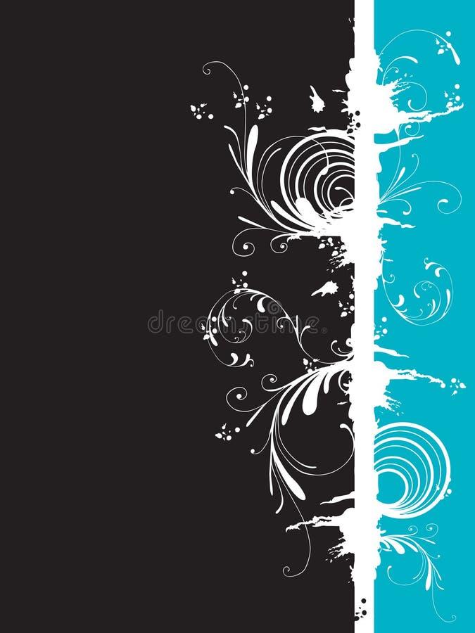 grungy bakgrund vektor illustrationer