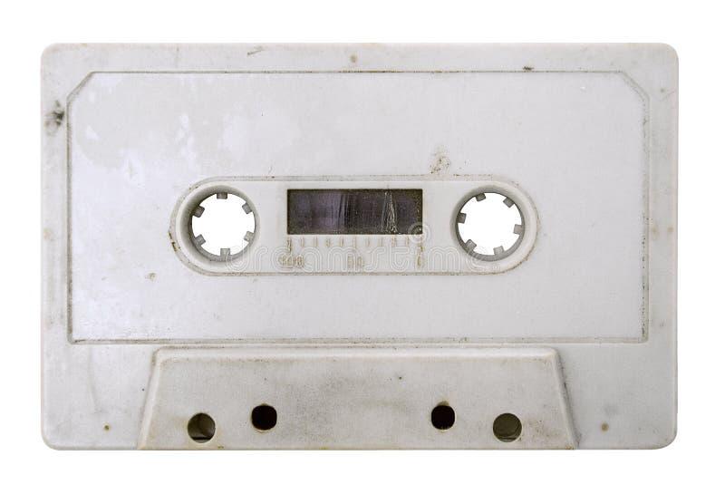 Grungy Band mit Pfad lizenzfreie stockfotografie