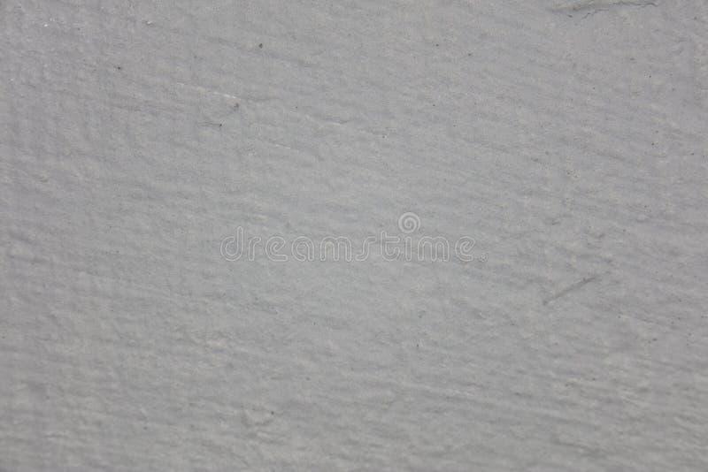 Grungy biały betonowej ściany tło Tło od wysokiego deta fotografia royalty free