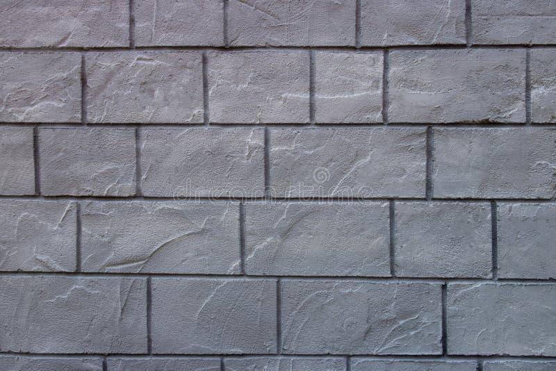 Grungy bloques oxidados de tecnología de piedra color arquitectura horizontal papel pintado Textura de fondo abstracta vieja imagen de archivo libre de regalías