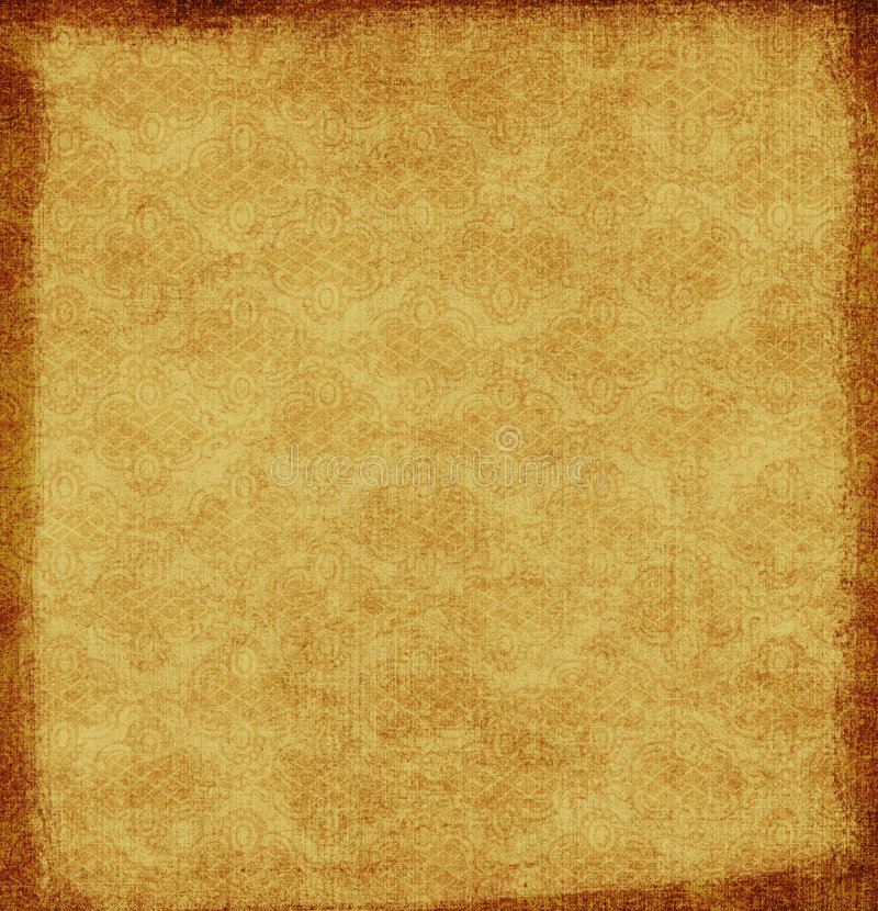 Grungy brown background vector illustration