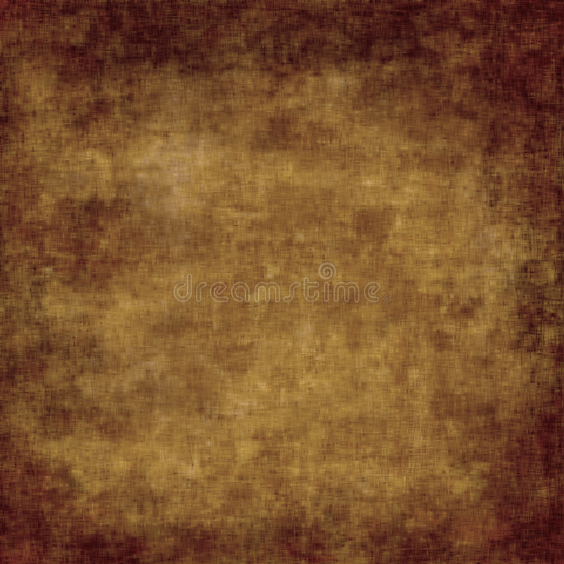 Grungy brown background royalty free illustration