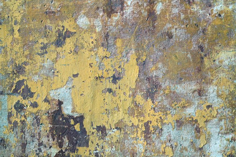 Grungy cementvägg royaltyfri bild