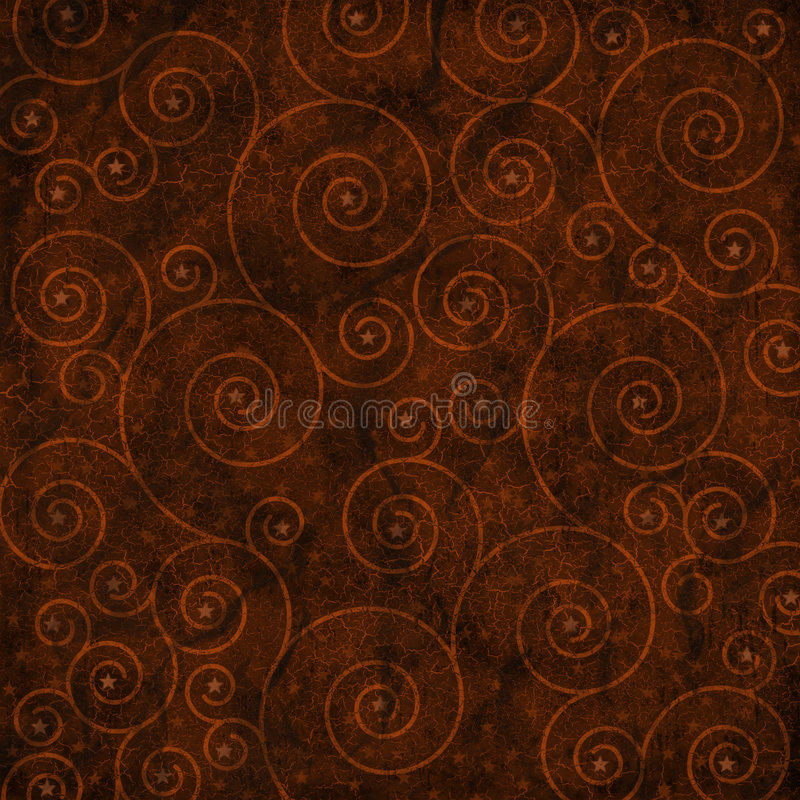 Download Grungy Christmas Background Stock Illustration - Illustration of swirls, grungy: 3227387
