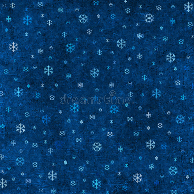 Grungy christmas background vector illustration