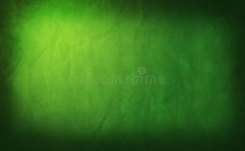 Grungy green background vector illustration