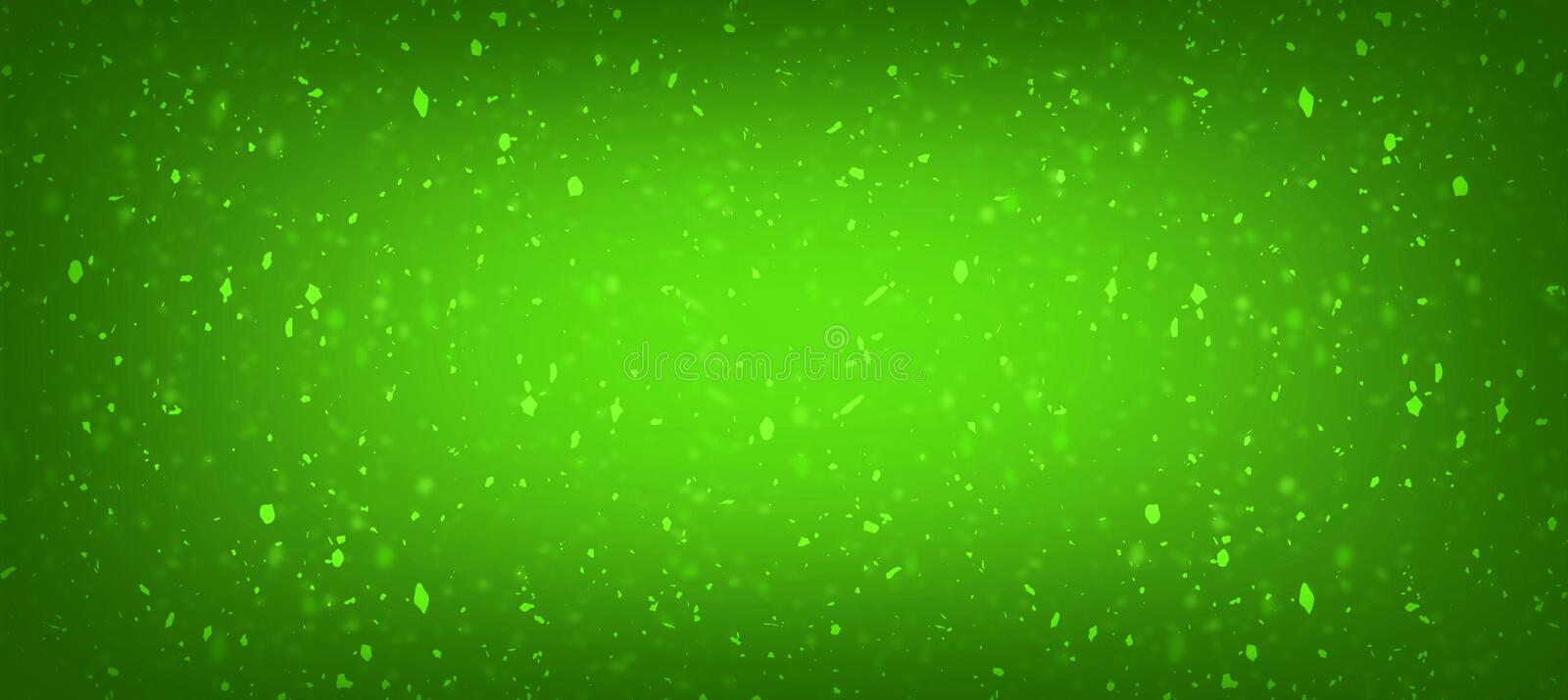 Abstract green background Green  luxury rich vintage grunge background texture design with elegant antique paint on wall illust royalty free stock photo