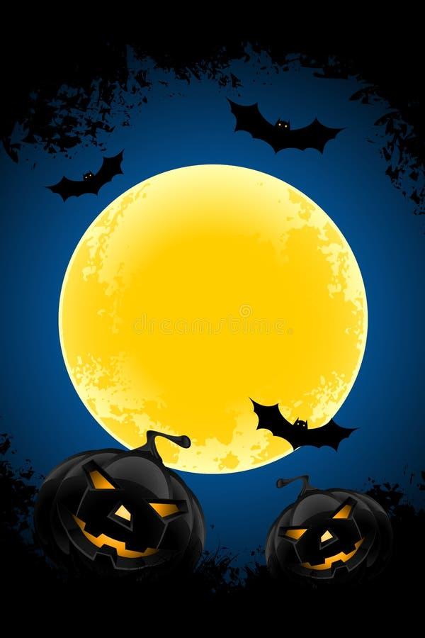 Grungy Halloween background stock photos