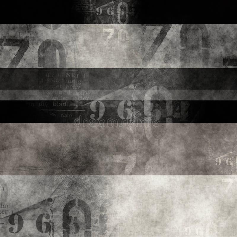 Grungy Hintergrund stock abbildung