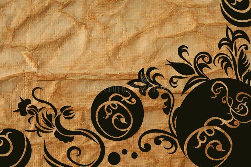 Download Grungy Hintergrund stock abbildung. Illustration von kunst - 853324