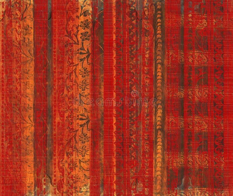 Grungy Holz geschnitzter Hintergrund stockfoto