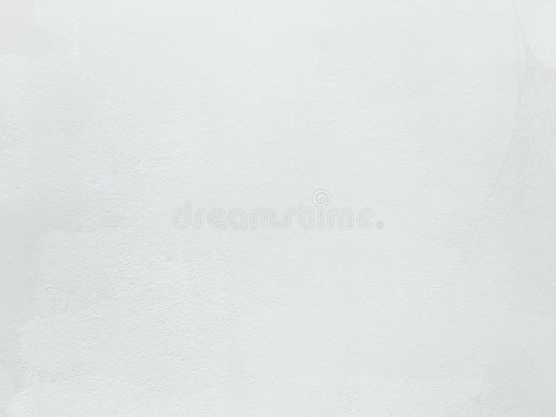 Grungy malująca ścienna tekstura jako tło Krakingowego betonowego rocznika podłogowa tekstura, stary biel malował ścianę Tło myją obrazy royalty free