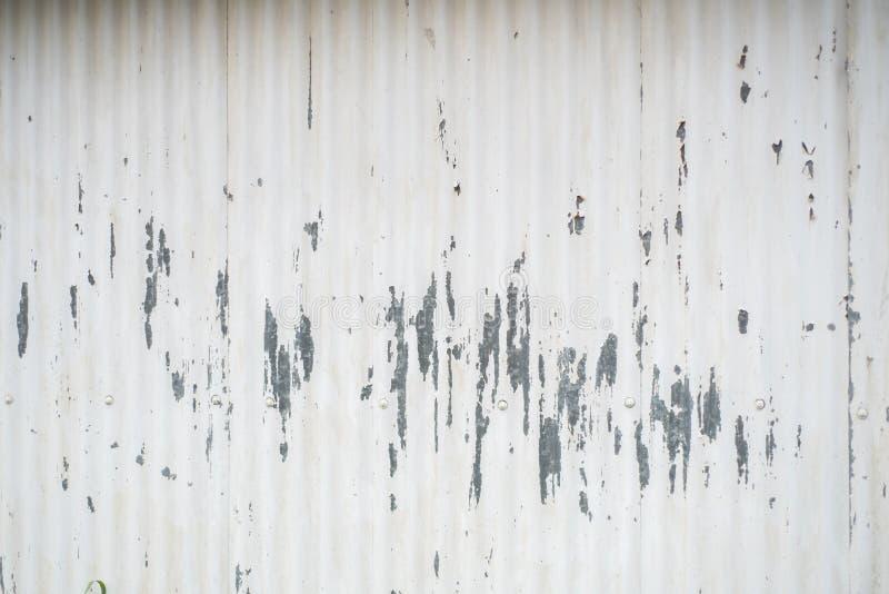 Grungy metaaltextuur stock afbeeldingen