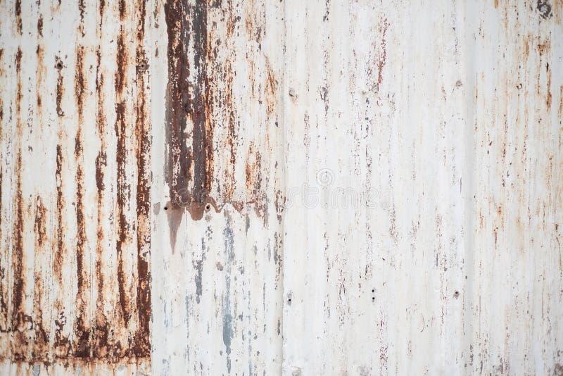 Grungy metaaltextuur stock afbeelding
