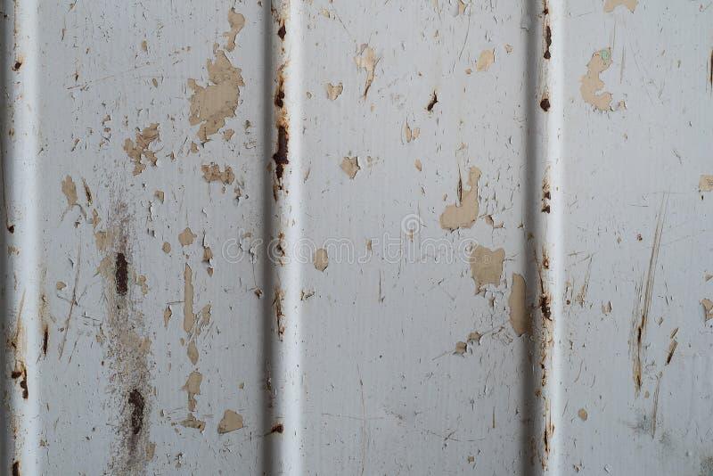 Grungy metaaltextuur stock fotografie