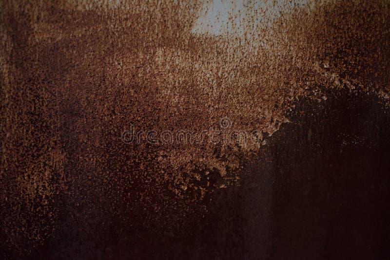 Grungy metaaltextuur stock foto