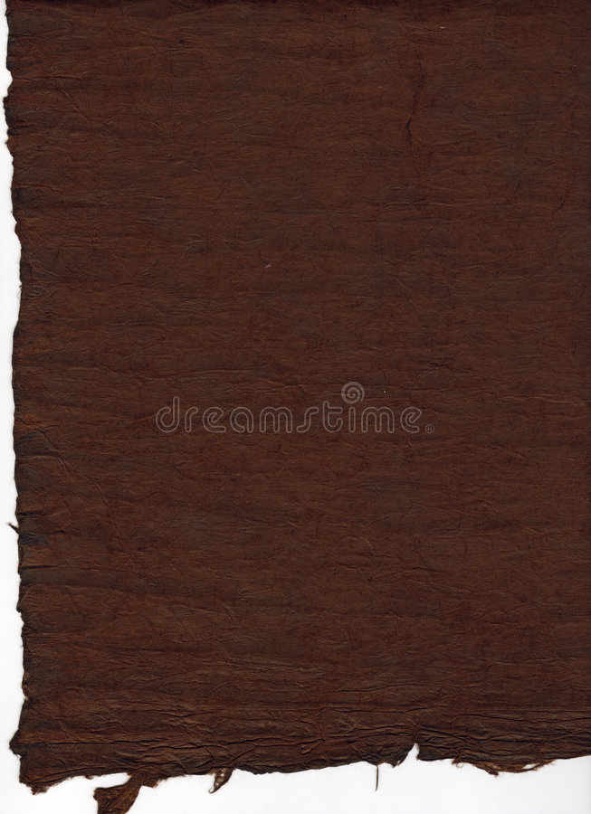 Grungy natural paper royalty free stock photo