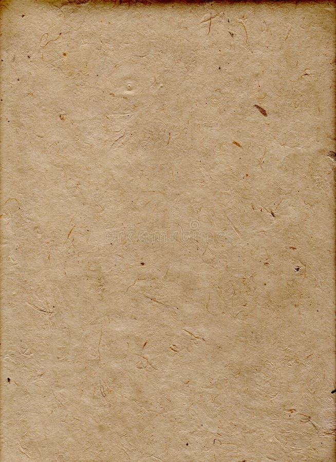 grungy naturligt papper arkivfoto