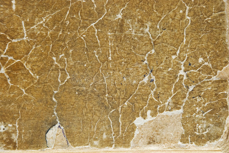 Grungy Old Paper Background. A grungy old piece of paper with a very detailed organic texture. Great as a background royalty free stock photo