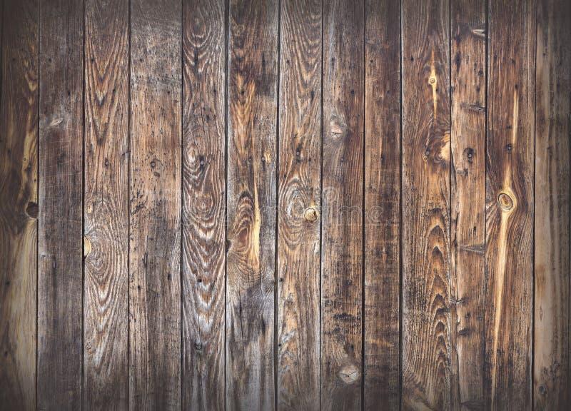 Grungy röda bruna wood bakgrunder för gammal tappning royaltyfria foton