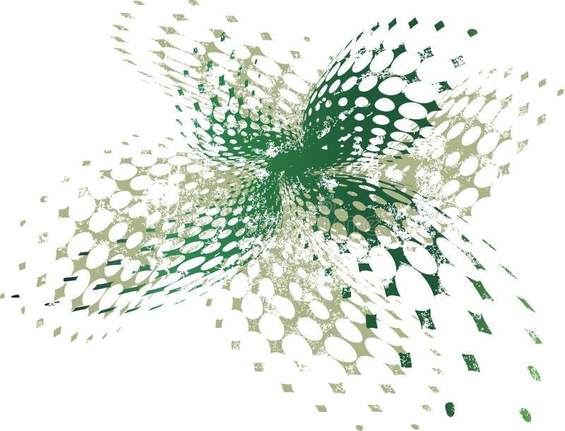 grungy rastrerad vektor för baner vektor illustrationer