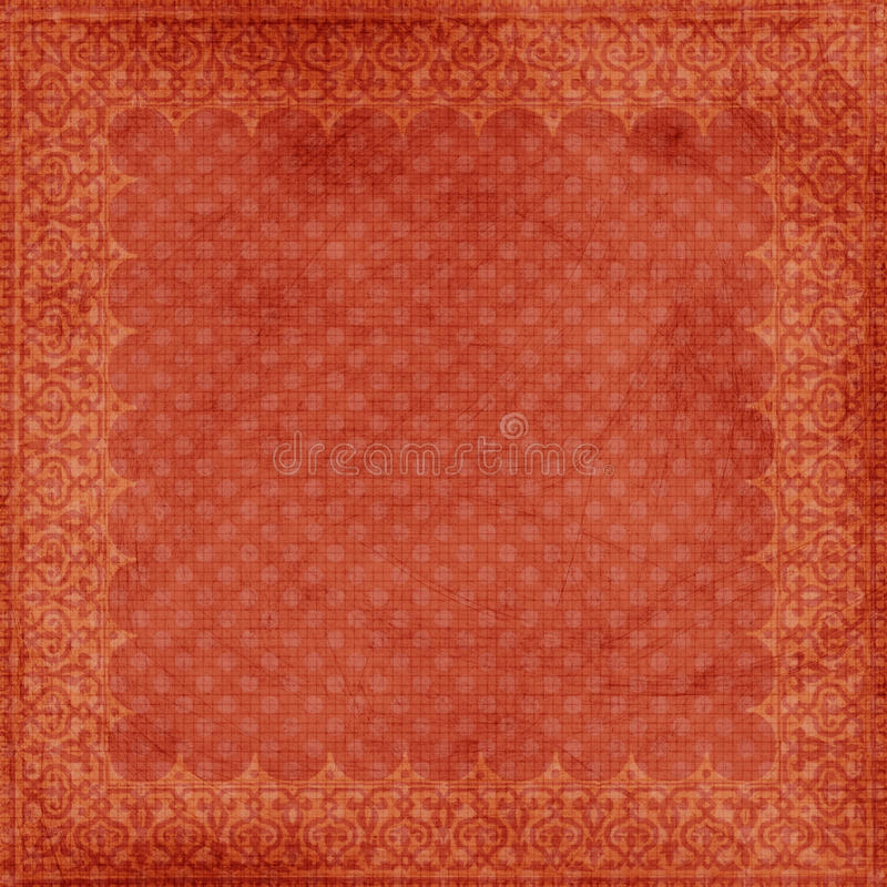 Download Grungy Red Christmas Frame Background Stock Image - Image: 16272485
