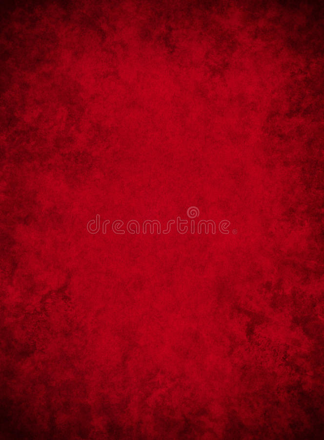 Free Grungy Red Paper Stock Photography - 10454112