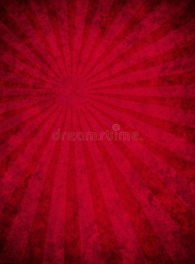 Download Grungy Red Paper With Light Beam Pattern Stock Illustration - Illustration: 10988450