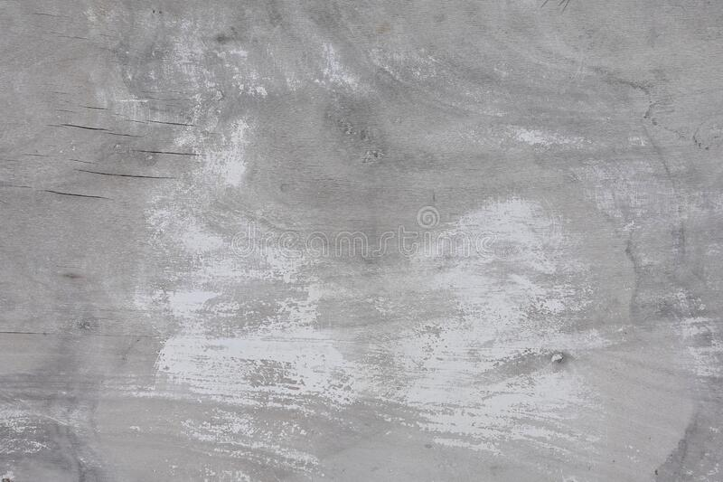 Grungy smudged paint wood background stock photography
