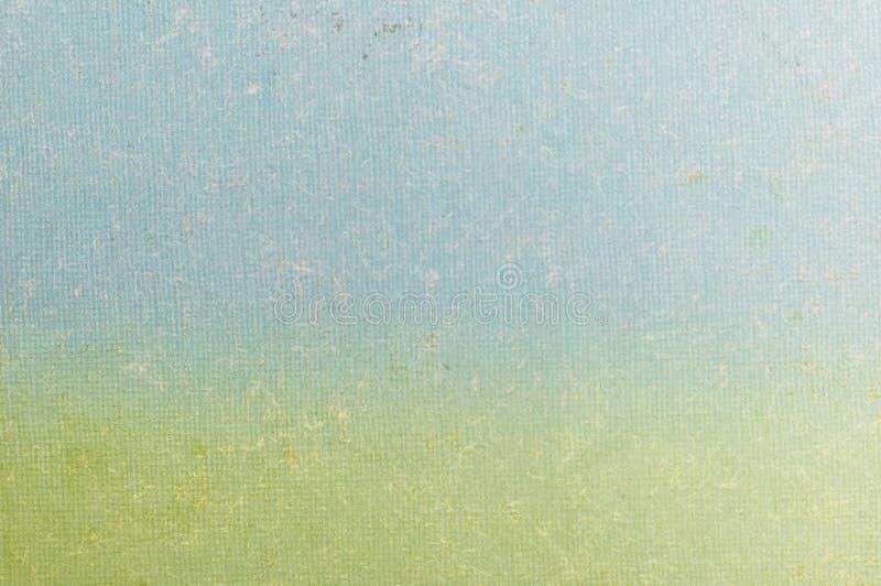 Grungy Textuur van de Hemel van het Gras royalty-vrije stock afbeelding