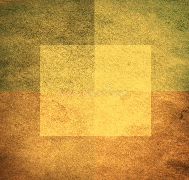 Grungy watercolor-like graphic abstract background royalty free stock photo