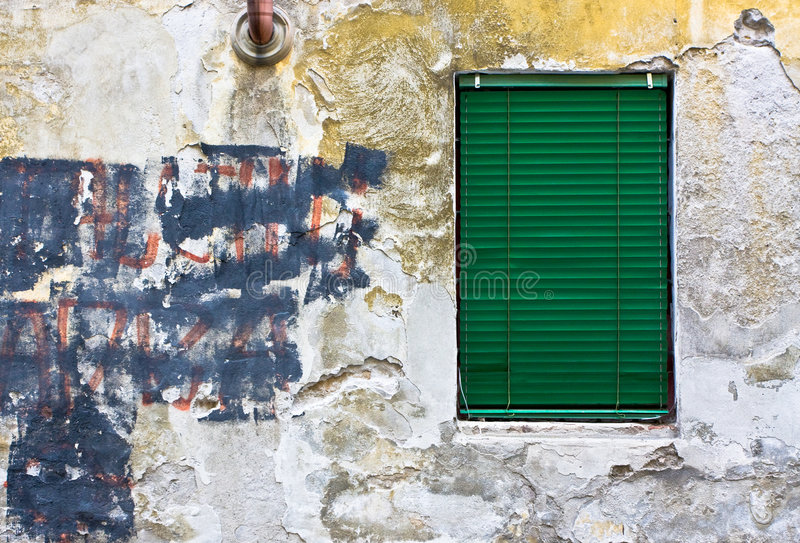 Download Grungy Window Royalty Free Stock Photo - Image: 9291285