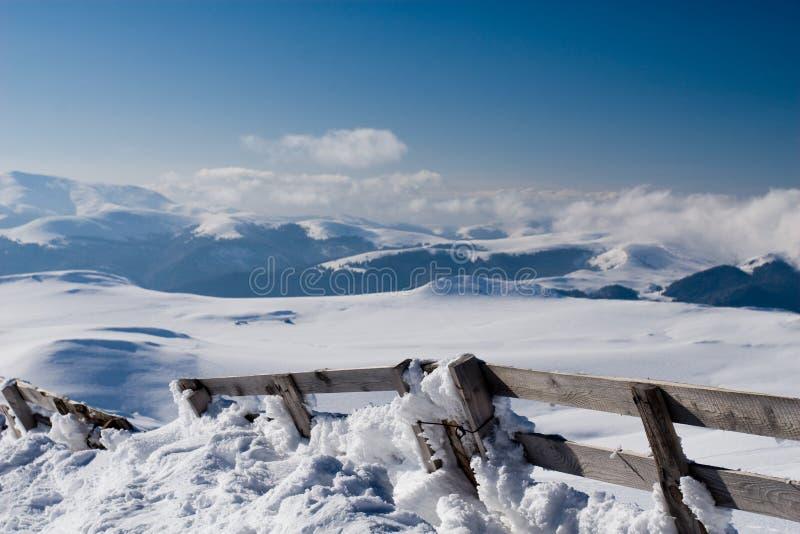 gruntowy śnieg obrazy stock