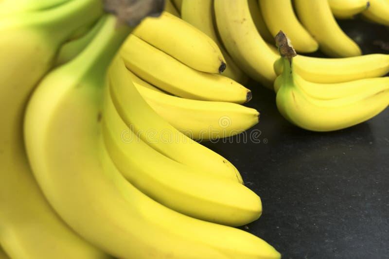 Grupo de bananas fotos de stock royalty free