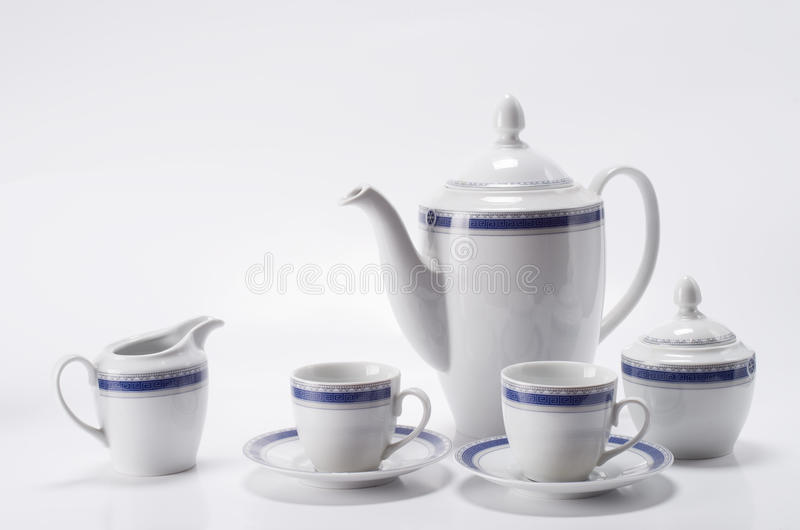 Grupo de café foto de stock royalty free