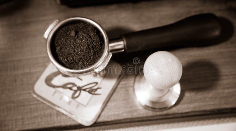 Grupo de café fotografia de stock royalty free