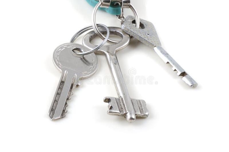 Grupo de chaves foto de stock royalty free